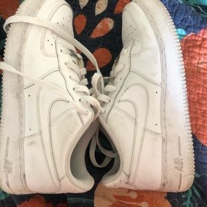 Women's Nike Air Force 1's!